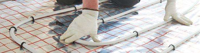 Jak położyć ogrzewanie podłogowe
